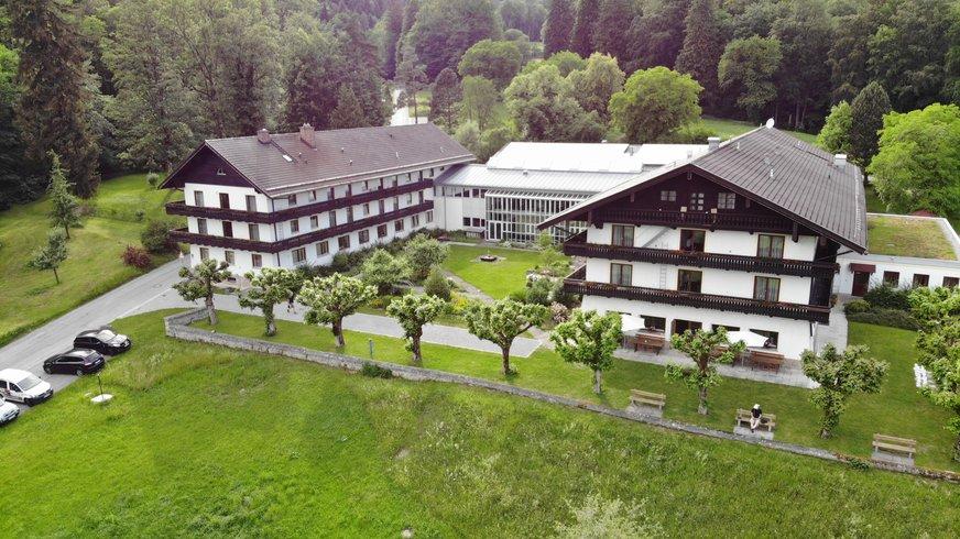 BIZ Brannenburg Außenansicht